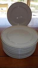 Vintage China Dinner Plates Shenango China New Castle PA USA Anchor Hocking 12