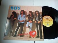 Kiss - Hide Your Heart 12 inch vinyl single record