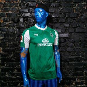 Chong Werder Bremen Jersey Home football shirt 2020 - 2021 Umbro Mens Size M