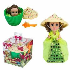 Cupcake Surprise Scented Princess Doll Colors & Styles May Vary