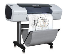 "HP DesignJet T1120 24"" Network USB A1 Wide Format Colour Plotter CK837A   MS"