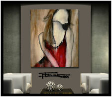 ABSTRACT PAINTING Canvas Wall Art Listed by Artist Large, Framed, USA ELOISExxx