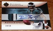 2005 Ultimate Collection Donovan McNabb Autograph Patch