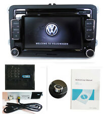 VW Autoradio RCD510+USB 6CD MP3 AUX Golf Passat Caddy CC Tiguan Sistema Inglese
