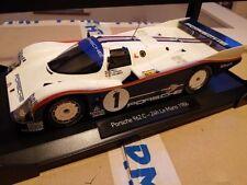 Porsche LeMans Diecast Racing Cars NOREV
