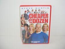 Cheaper by the Dozen DVD Movie