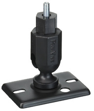 New PanaVise 105108B Speaker Bracket Mount Wall Ceiling Stud Black 8LB Max Weigh