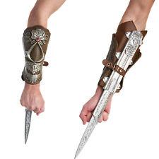 Assassins Creed Hidden Blade Ezio Gauntlet Brotherhood Replica Cosplay Halloween