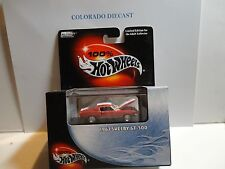 Hot Wheels 100% Black Box Red 1967 Shelby GT-500