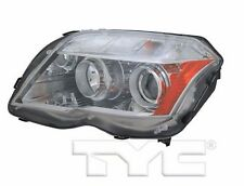 TYC NSF Left Side Halogen Headlight For Mercedes GLK300/GLK350 2010-2012 Models