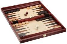 Backgammon Holz Natur sehr modern MODELL Kos ANGEBOT
