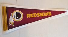 "Washington Redskins FATHEAD Official Team Pennant 25"" x 9"" NFL Wall Graphics"