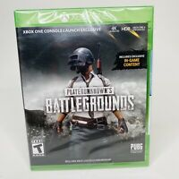 PUBG Playerunknowns Battlegrounds  Xbox One Ser X  BACKWARD COMPATIBLE  SEALED