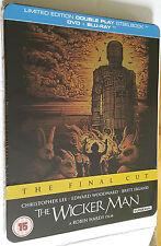 L'osier Man - La Finale Cut - Édition Limitée Steelbook Blu-Ray DVD scellé