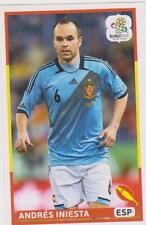 AH / Panini football Euro 2012 Special Dutch Edition #170 Andres Iniesta
