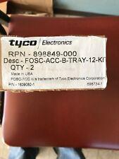 TYCO TRAYS FOSC-ACC-B-TRAY-12 KIT