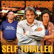 Cosmic Psychos - Self Totalled CD NEW