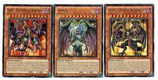 Yubel + The Terror Incarnate + Ultimate Nightmare Unlimited RYMP-EN072 Yugioh