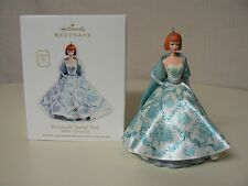 Hallmark Ornament 2012 PROVENCALE BARBIE DOLL Fashion Model NEW IN BOX