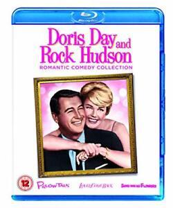 DORIS DAY and ROCK HUDSON ROMANTIC COMEDY [DVD][Region 2]
