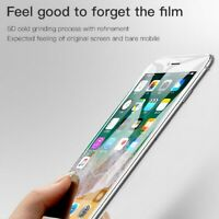 3D Curved Oleophobic Coated Screen Protector For Apple iPhone SE 2nd Generation