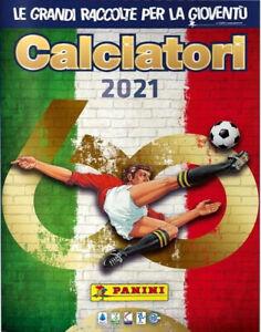 SCAMBIO figurine Calciatori 2020-2021 Panini o Champions Euro Mondiali Fifa 365