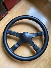 AMG Italvolanti Steering Wheel RARE Mercedes Benz Momo 560SEC R107 W124 W126
