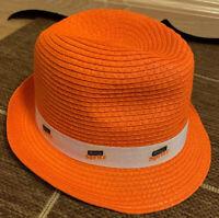 Aperol spritz Trilby Hat