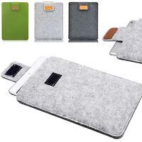 "Envelope Woolen Felt Sleeve Pouch Hand Bag Case Cover For 7"" - 7.9"" Tablet PC"