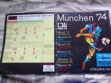 Panini Munchen 74 ALBUM 113/400 très bon état