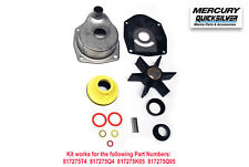 NOS Mercury /& Mariner Outboard 225hp Top Carb Carburetor 3326-828272A16