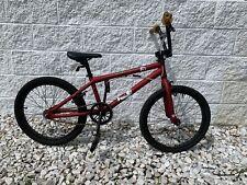 Haro F1C BMX Kids Bike 11 in Frame Single Speed - Low Miles - Nice!!