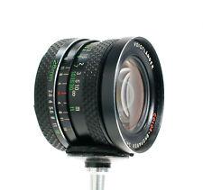 Voigtlander Color-Skoparex 28mm f2.8 Wide Angle Lens - Clean- Fits Rollei QBM