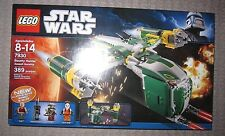 Lego Star Wars 7930 Bounty Hunter Assault Ship SEALED New in Box MISB
