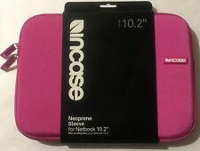 "Incase Neoprene Sleeve for NetBook 10.2"" /iPad #CL57364 -Magenta"
