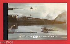 2015 STAR WARS - PRESTIGE STAMP BOOK - PSB DY15
