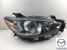 Genuine Mazda CX-5 2013-2014 Headlamp - LED - RH - KD7851031F