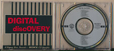 Digital Discovery - Sony CD Sampler, Made in Japan, Very Rare, Target CD!