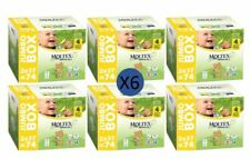 Moltex Couches Taille 4 Maxi Jumbo Biodégradable (6 x 74 couches)