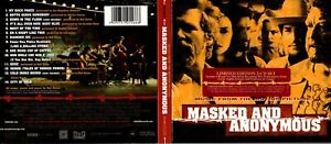 """Soundtrack - """"Masked & Anonymous"""" - 14 Track CD + 7 Track Dylan CD - FREE UK P&P"""
