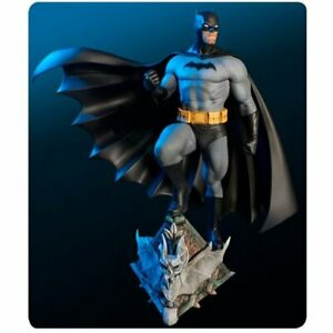 DC Super Powers Batman Gray and Black Variant Statue - Huge 18in Tweeterhead NEW