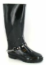 Unbranded Women's Wet look and Shiny Boots