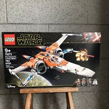 New ListingLego Star Wars Poe Dameron's X-wing Fighter Building Kit Ages 9+ 761Pcs