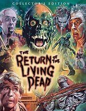 Return Of The Living Dead - 2 DISC SET (2016, REGION A Blu-ray New)