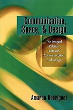 Communication, Space, and Design: The Integral Relation Between Communication an