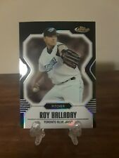 2007 Topps Finest Roy Halladay Black Refractor Toronto Blue Jays /99