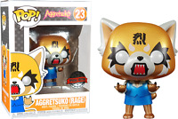 Aggretsuko Rage Metallic Sanrio Funko Pop Vinyl New in Box