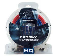 Crunch Kabelsatz 35qmm CR-35WK 35 mm² Kabelset hochwertig