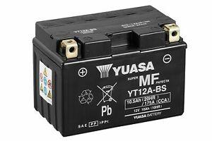 Batteria Yuasa YT12A-BS