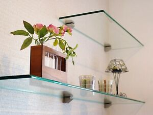 Acrylic Safety Shelf Shelves For Home Kitchen Bathroom Bedroom Office Bespoke